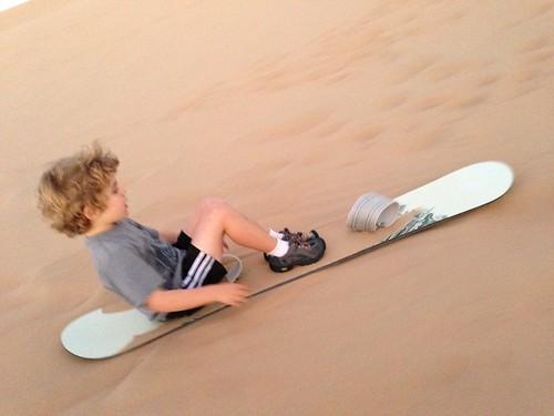 Sand-boarding | by Sagolla