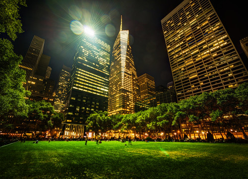 Bryant Park in New York City | by Trey Ratcliff