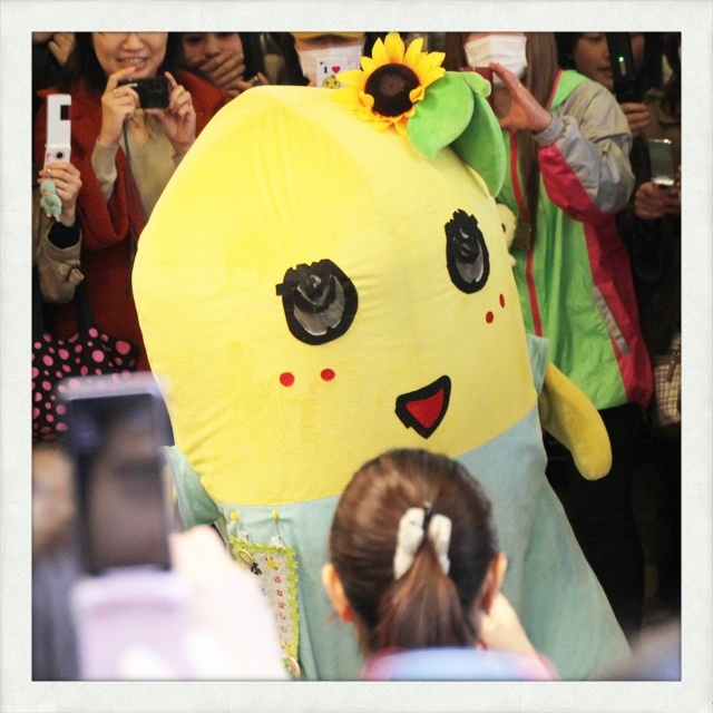 ふなっしー #Funassyi japanese cartoon character