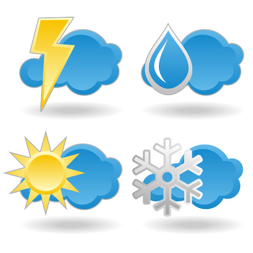 weather-icon-set_500x500 | by Shmector