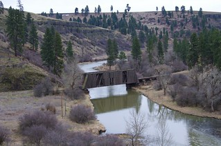 Palouse River Bridge | by Skid Markz