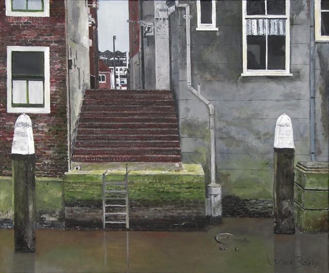 Dordrecht-behind de Voorstraat