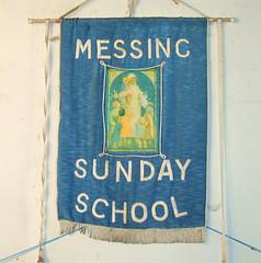 Messing Sunday School