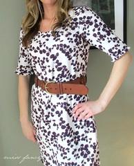 Colette Laurel Dress front close up