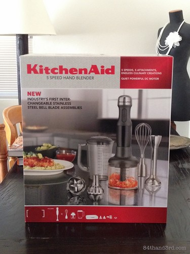 KitchenAid Giveaway - 84thand3rd | by 84thand3rd