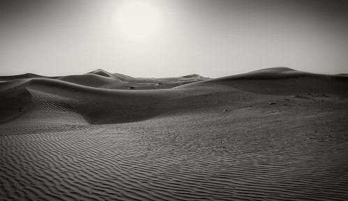 Ocean of sand | by Tigra K