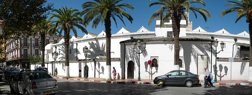 Tlemcen-La grande mosquée | by brahimait70
