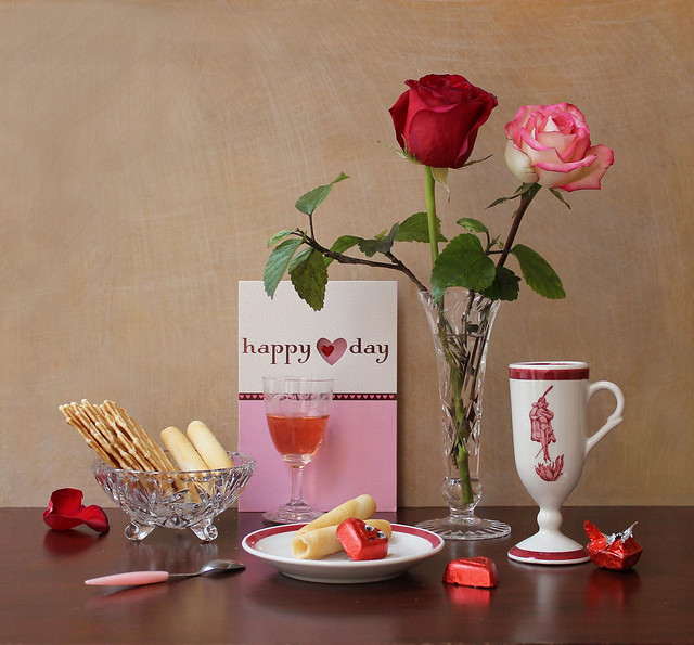 Happy Valentine Day - Another Day of Loving..!