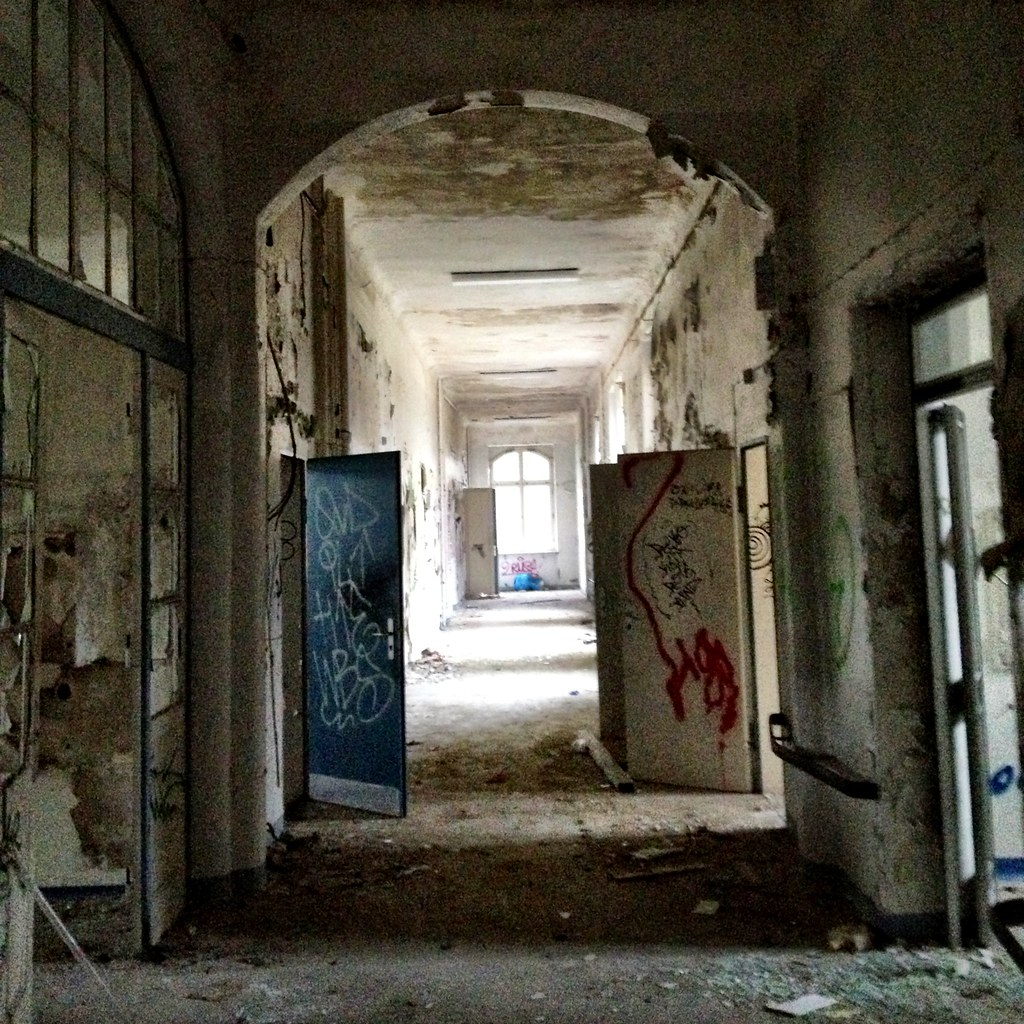 Abandoned Neurosurgical Clinic Of