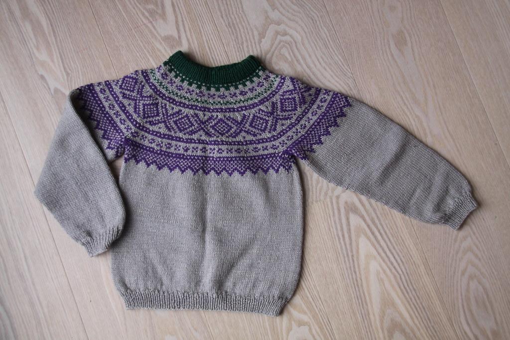 2def0b40 Genser, Marius-mønster barn, 3 år. Sweater, Marius-pattern… | Flickr