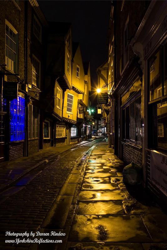 The Shambles - York