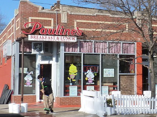 Pauline's-- Breakfast and Lunch
