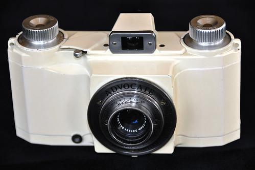 1949-1952: ILFORD ADVOCATE . Kennedy Instruments Ltd.-Ilford Ltd. Londres (Inglaterra) | by Coleccionando Camaras
