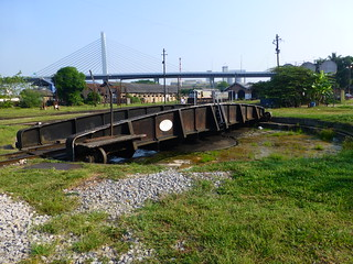Butterworth Depot Turntable   by PakLes