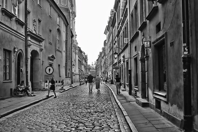 Walking down the street [Explore 19.03.2013 - #98]