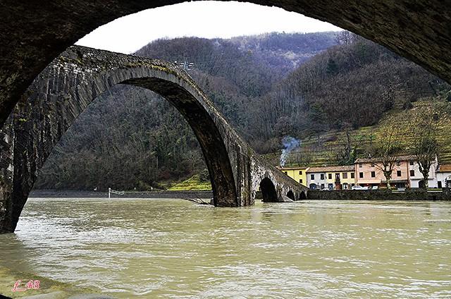 Ponte della Maddalena( Detto