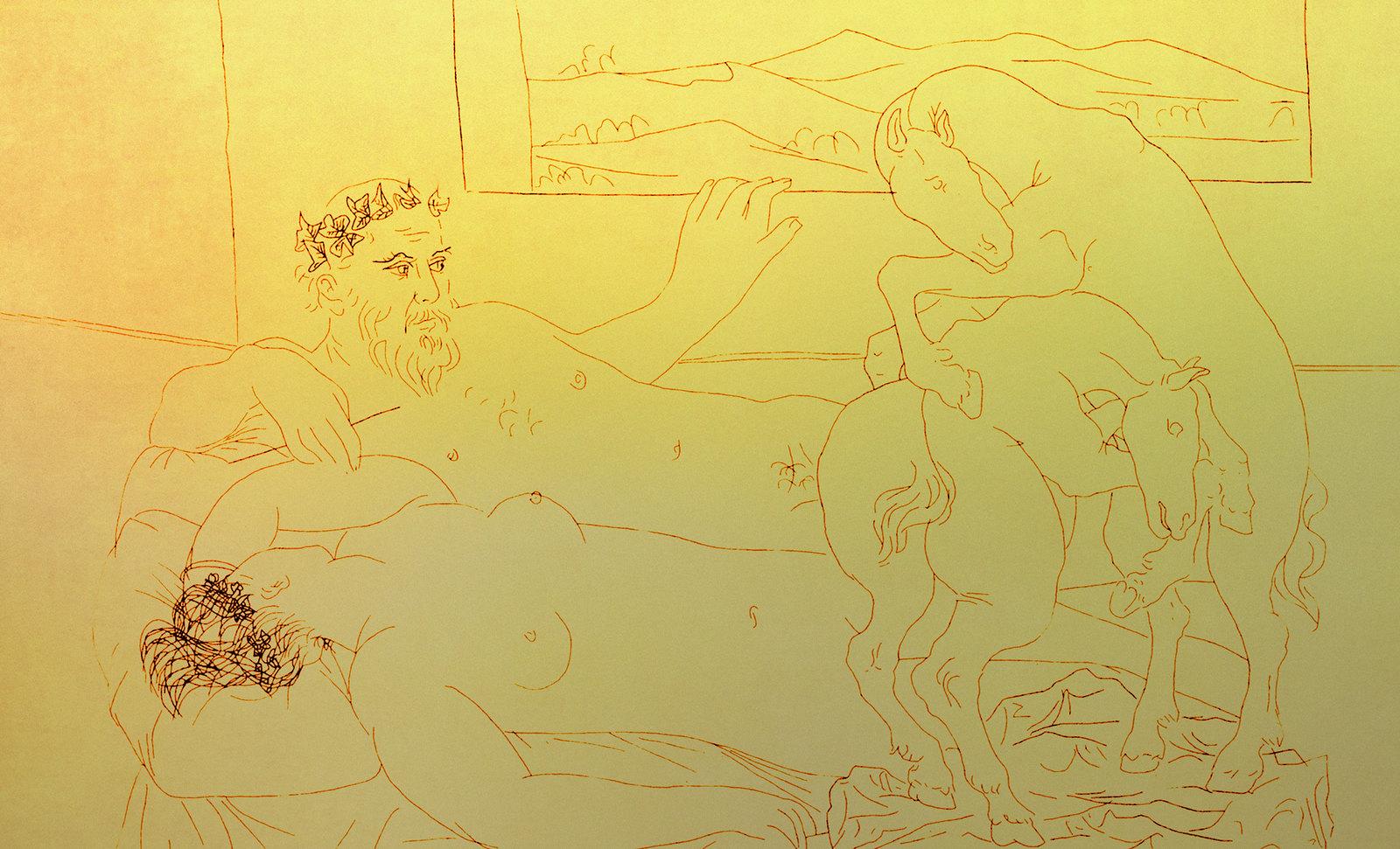 85Pablo Picasso