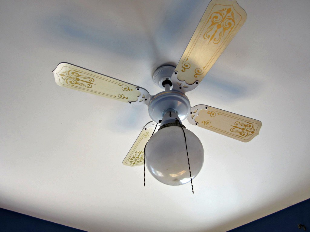 Old Ceiling Fan Stitchywitch1 Flickr