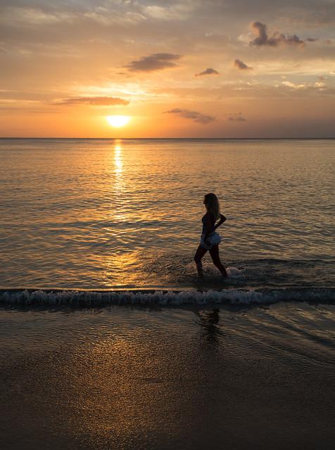 Sunset Skip