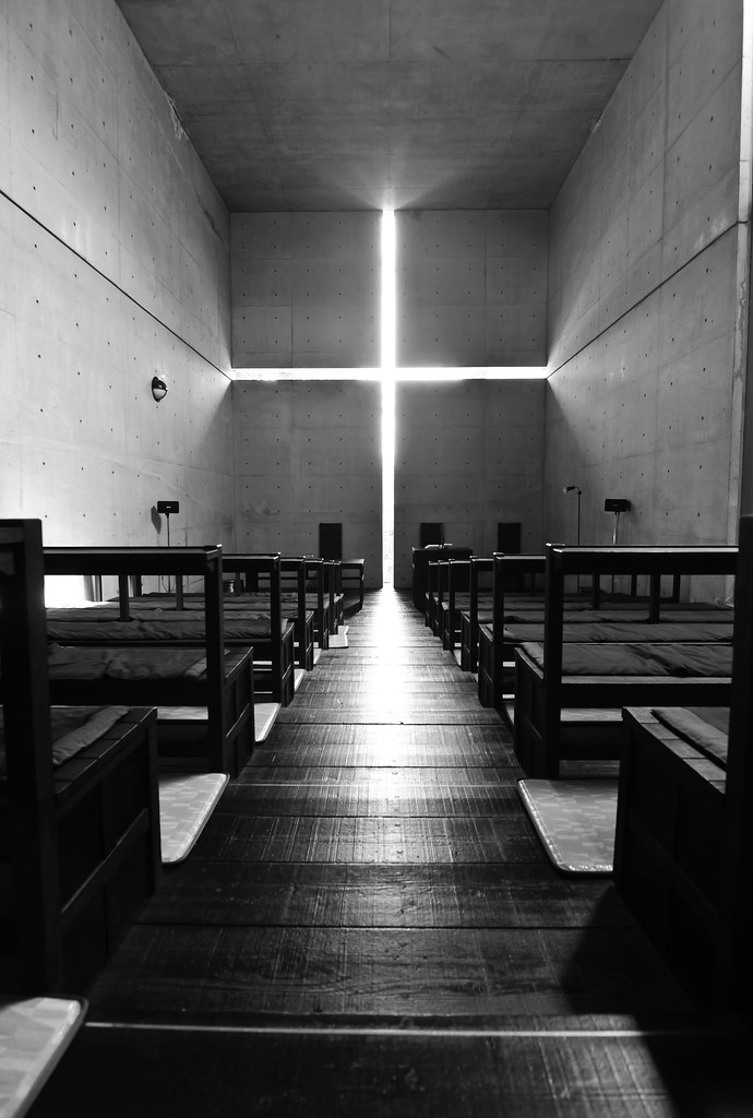 Church Of Light  Tadao Ando