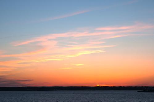 sunset narragansettbay 111365