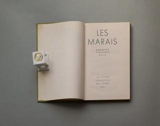 Dominique Rolin, Les Marais (Club français du livre, 1951)