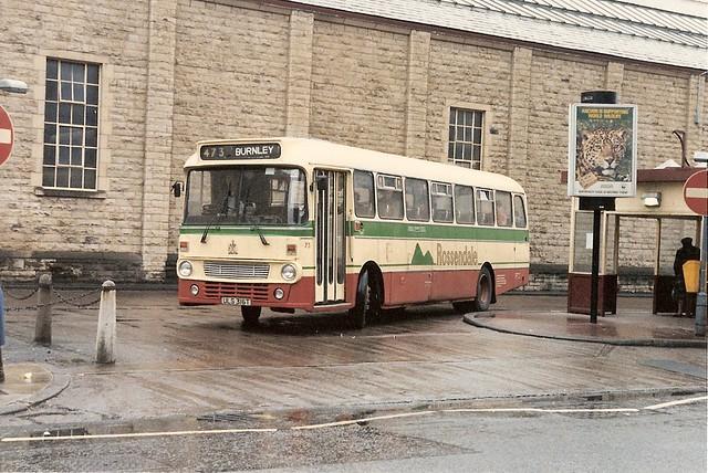 Rossendale Transport 73 (ULS316T) 26031988b