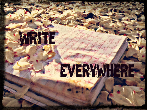 Write Everywhere | by juliejordanscott