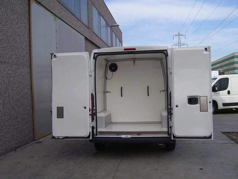 Термоизолация + хладилен агрегат за Fiat