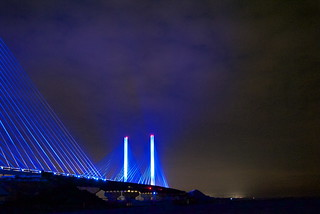 Indian River Inlet Bridge | by Lee Cannon