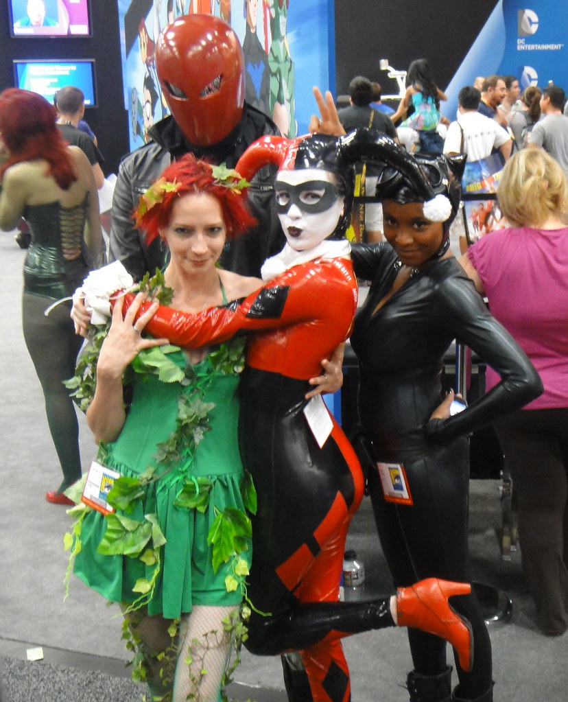 SDCC 2013 day Four (66) | Hybrid Realities Cosplay | Flickr