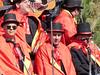 Vozy se zpěváky milostných písní, většinou již poněkud ve věku, foto: Petr Nejedlý