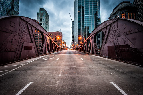 Clark Street Bridge | by ShutterRunner