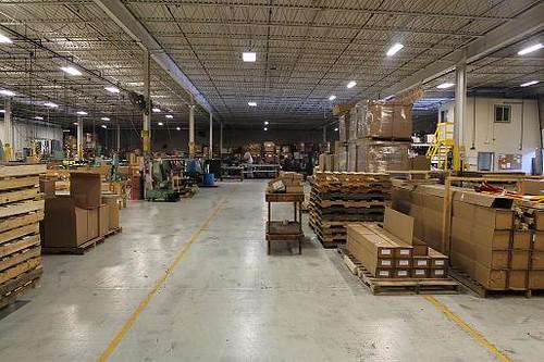 GSH Industries Warehouse   by GSH Industries
