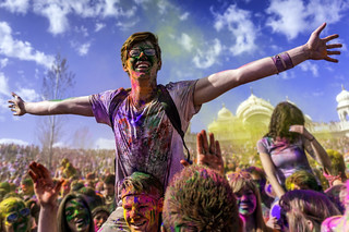 Holi / Festival of Colors 2013 | by Steven Gerner