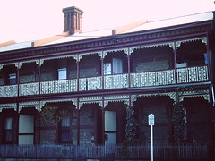 Terrace Houses at 132-140 Carrington Street