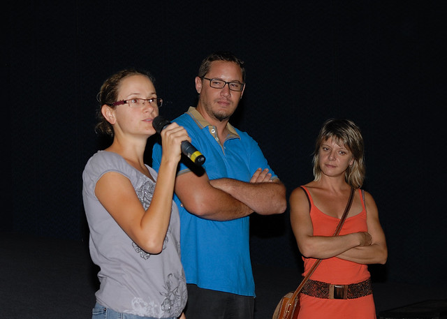 Vincent Lépine AKA 120 et Sarah Bellec