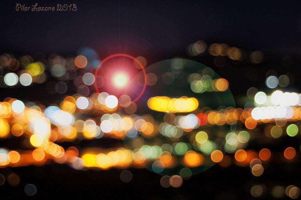 Luz: igual a una sonrisa que ilumina.