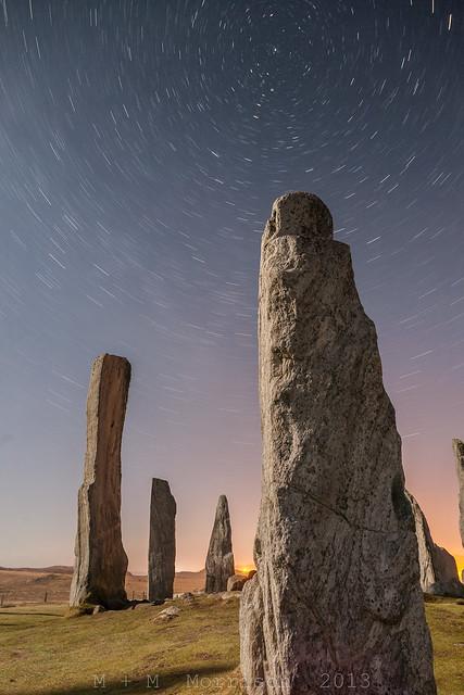 A Stone Star Trail