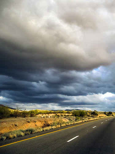 road winter sky nature weather clouds canon landscape outdoors highway january dramatic powershot sonorandesert westernarizona sx260
