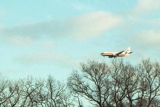 TAP Arriving Copenhagen, 1997