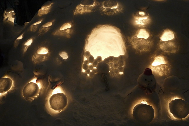 Otaru Snow Light Path Festival (????????)