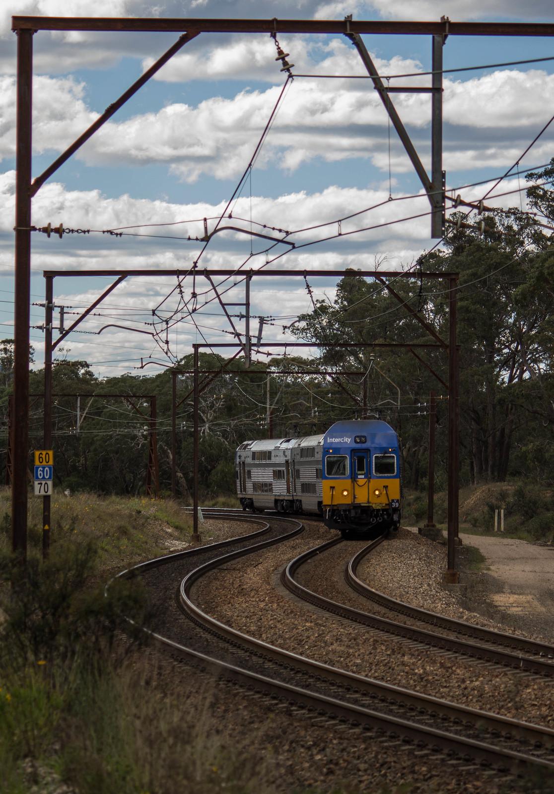 Cityrail - V-set by Thomas Worley