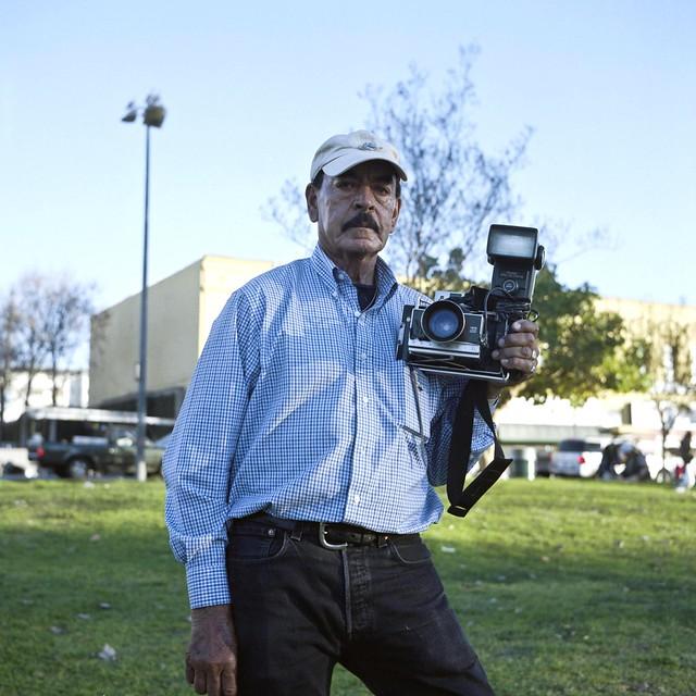 Portrait photographer of MacArthur Park