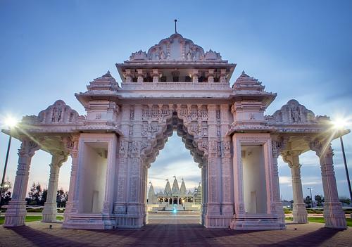 BAPS Shri Swaminarayan Mandir | by Katie Haugland Bowen