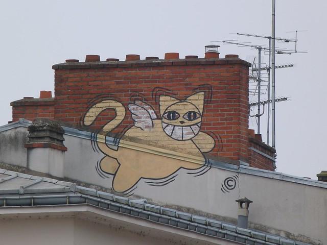 Monsieur Chat en Orleans