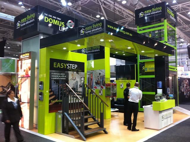 designEx 2012 Event Signage - EasyStep