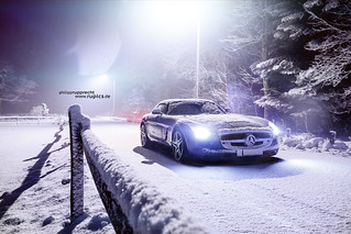 Mercedes SLS AMG | by philipprupprecht