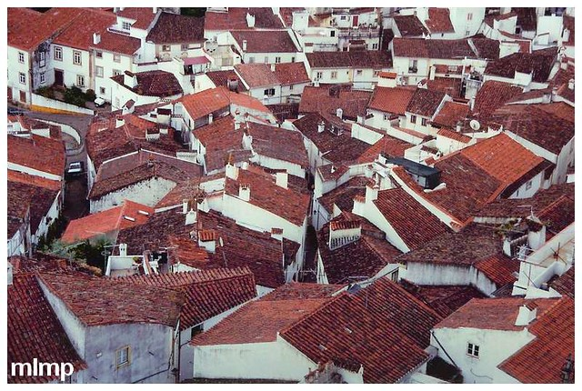 Détail des ruelles de Castelo de Vide