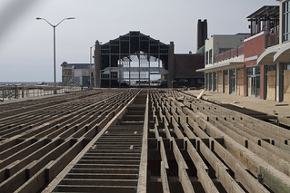 Jersey Shore March 2013. Post Sandy.